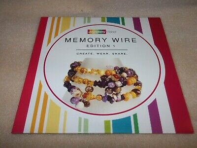 Jewellery Maker Dvd Memory Wire Edition 1 • 1.50£