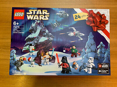 Lego 75279 Star Wars Advent Calendar 2020 Brand New And Sealed (1 Day Auction) • 34£