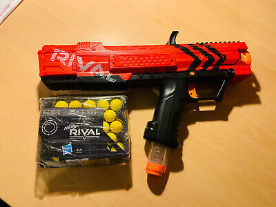 Rival XV-700 Nerf Gun With Box Of Ammo • 5.50£