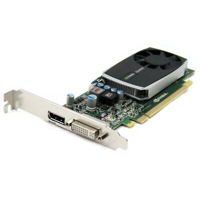 $ CDN56.97 • Buy For NVidia Quadro 600 1GB 3D Rendering Graphics Card 612951-001 616074-001