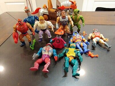 $19.99 • Buy  Vintage Motu Figure Lot. With Stridor. He-man Masters Of The Universe.