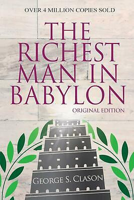 AU14 • Buy The Richest Man In Babylon - Original Edition Paperback Book - NEW FREE SHIPPING