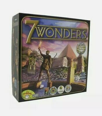 AU58.81 • Buy 🌟 7 Wonders Board Game - Quick Dispatch - Brand New