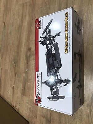 Redcat 1/10 Gen 8 Pack Scale Crawler Assembled Chassis • 200£