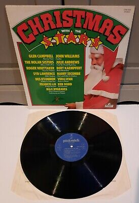 Various – Christmas With The Stars Pickwick Records – SHM 3020  Vinyl, LP,  • 15£