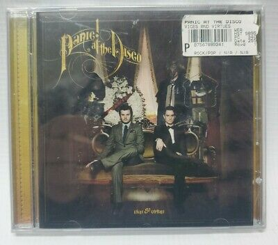 £10.85 • Buy Vices & Virtues By Panic! At The Disco (CD, Mar-2011, Atlantic (Label))