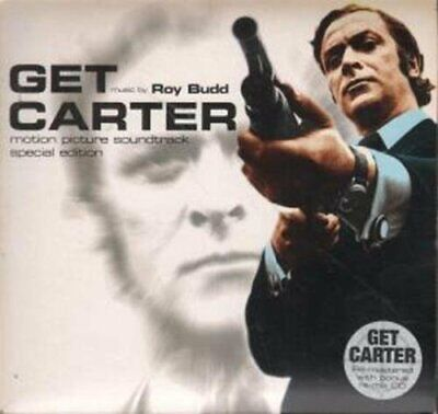 Roy Budd - Get Carter - Roy Budd CD 44VG The Cheap Fast Free Post The Cheap Fast • 7.24£