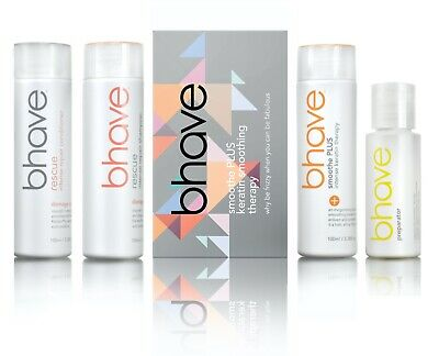 AU128 • Buy Bhave Keratin Smoothing Therapy Hydrator Shot Box RESCUE
