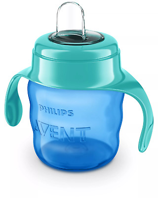 £7.60 • Buy Philips Avent Classic Soft Spout Cup 200ml (Green/Blue) SCF551/05