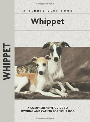 Whippet (Comprehensive Owner's Guide) By Cunliffe, Juliette Book The Cheap Fast • 25.99£
