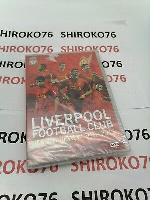 £21.55 • Buy Liverpool FC: End Of Season Review 2012/2013 DVD (2013) Liverpool FC