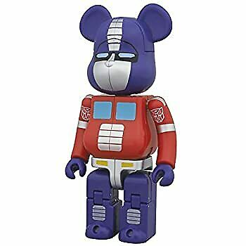 $565.50 • Buy Second Hand Be Rbrick Bearbrick Transformers Optimus Prime Abs Pvc Painted