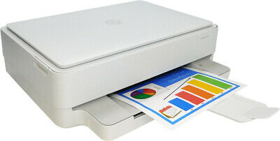 View Details HP ENVY 6052 All-in-One Printer - New - Open OEM Box • 49.99$