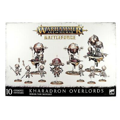 AU264.12 • Buy Kharadron Overlords Battleforce – Barak-Nar Skyfleet Warhammer Age Of Sigmar