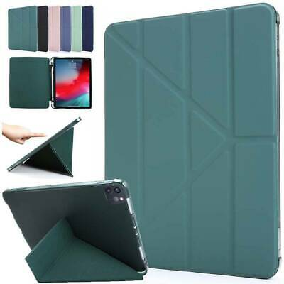 AU18.27 • Buy For IPad Mini Air Pro 9.7  10.2  10.5  11  12.9  Smart Cover Leather Stand Case