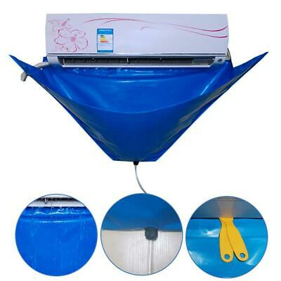 AU25.88 • Buy Air Conditioner Waterproof Cleaning Cover Dust Washing Clean Protector Bag