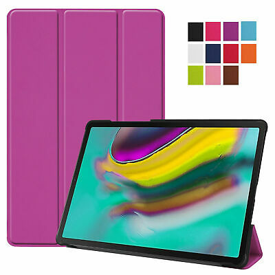 AU18.99 • Buy Smart Case Leather Cover For Samsung Galaxy Tab S6 Lite 10.4 P610 P615 2020