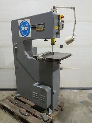 £2750 • Buy Startrite 24-S-1 Deep Throat Bandsaw With Variable Speed Control 240v VGC