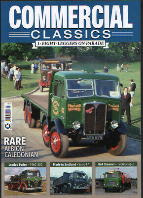 £8.95 • Buy Truck Lorry Book Commercial Classics Issue 1    EIGHT-LEGGERS ON PARADE