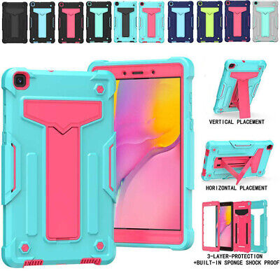 AU23.19 • Buy For Samsung Galaxy Tab A 8.0 10.1 A7/S7 Kids Rubber Heavy Duty Stand Case Cover