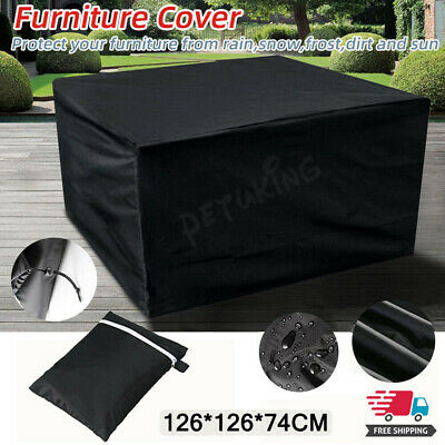 AU17.09 • Buy Outdoor Furniture Cover UV Waterproof Garden Patio Table Chair Shelter Protector
