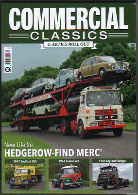 £8.95 • Buy Truck Lorry Book Commercial Classics Issue 2   ARTICS ROLL OUT