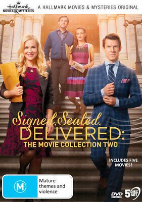 AU52.77 • Buy Signed, Sealed, Delivered: The Movie Collection Two [New DVD] Australia - Impo