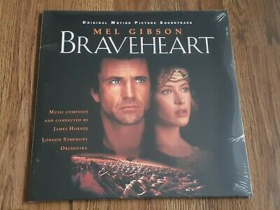 James Horner - Braveheart Soundtrack 2lp New Sealed • 23.95£