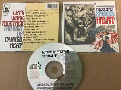 £3.99 • Buy Cd Album- Canned Heat- The Best Of Canned Heat (compilation)