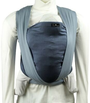 Didymos Double Face Baby Wrap Sling (Size 6, Anthracite) • 274.19£