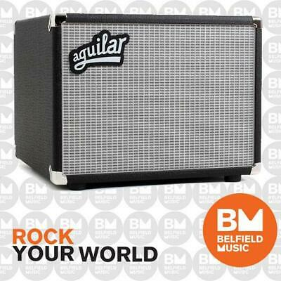 AU1269 • Buy Aguilar DB 112 Bass Guitar Cabinet 1x12inch NO TWEETER Cab Black - Brand New