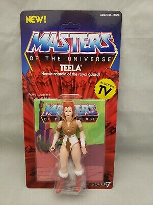 $24.99 • Buy 2018 Super7 Masters Of The Universe Teela Action Figure Brand New Unpunched MOTU