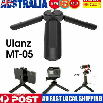 AU12.89 • Buy Mini Folding Table Camera Stand Tripod Accessory 1/4'' Screw For GoPro Phone