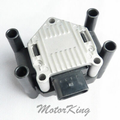 $33.92 • Buy New Ignition Coil For 99-01 Vw Golf Beetle Jetta 2.0 L4 032905106 B264 *
