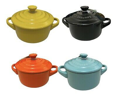 £18.99 • Buy Le Creuset Round Petit Dish/ Casserole With Lid 0.25L (various Colours)