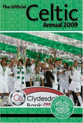 £1.99 • Buy Official Celtic FC Annual 2009 By David Friel Hardback Book The Cheap Fast Free