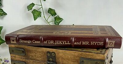 $40 • Buy Easton Press - A Collectors Item - The Strange Case Of Dr. Jekyll And Mr. Hyde