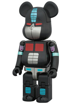 $90 • Buy Medicom Bearbrick X Transformer NEMESIS PRIME 200% New In Box Be@rbrick Figure