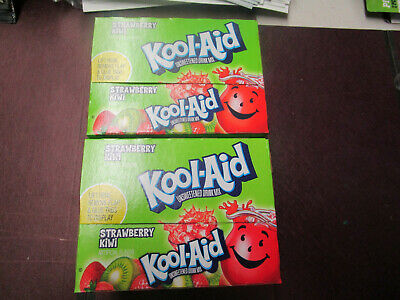 Kool-Aid Drink Mix Strawberry Kiwi 96 Count  • 21.45£