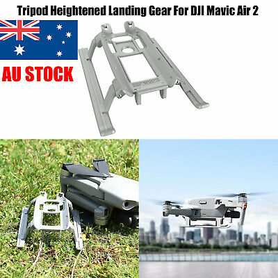AU21.84 • Buy STARTRC Tripod Heightened Landing Gear For DJI Mavic Air 2 Drone Accessories