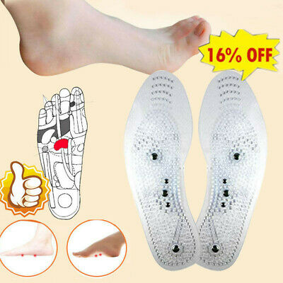 $ CDN7.23 • Buy MindInSole Spa Acupressure Magnetic Massage Foot Therapy R Reflexology Pain Hot