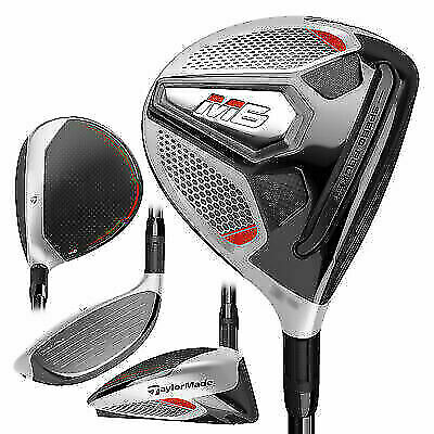 $ CDN234.99 • Buy Taylormade M6 + M6 D-type Pick Fairway Wood Right 3 5 Regular Stiff Senior Lite
