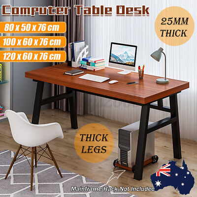 AU116.79 • Buy 🌟AU Computer Table Desk Wide Desktop For Student Study Home Office 80/100/120cm