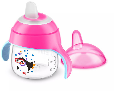 £9.99 • Buy Philips Avent Spout Cup (200ml, Pink) SCF751/07