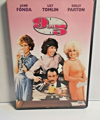 AU19.13 • Buy 9 To 5  Dvd  Comedy   Rated  G