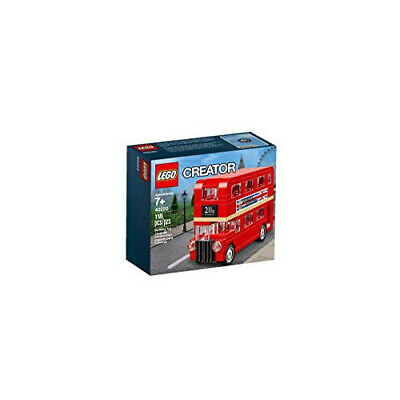 $ CDN69.10 • Buy LEGO 40220 Creator Double Decker London Bus New
