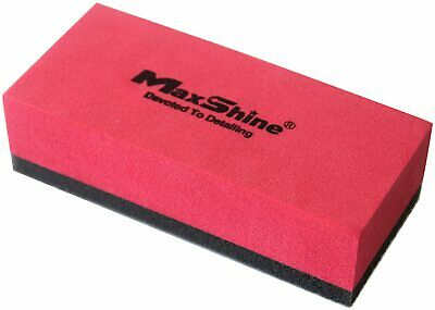 $23.32 • Buy Maxshine Ceramic Coating Applicator Series Washing Pad, 90x40x(18+7) Mm