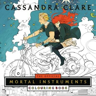 Mortal Instruments Colouring Book • 10.87£