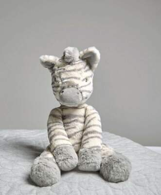 Mamas & Papas Welcome To The World Soft Toy - Ziggy Zebra • 16£