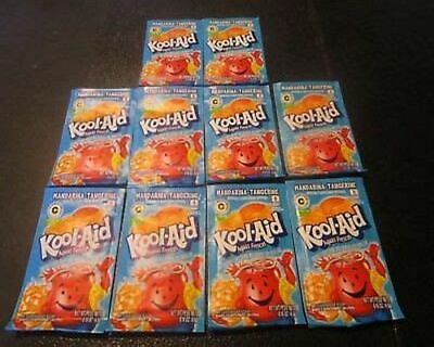 Kool-Aid Drink Mix 10 Packets Mandarina-Tangerine  • 3.54£